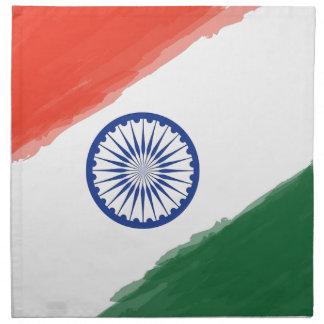 De Indische Natie van het Land van India van de Katoenen Servet