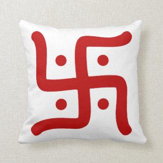 de Indische traditionele Hindoese godsdienst van Sierkussen