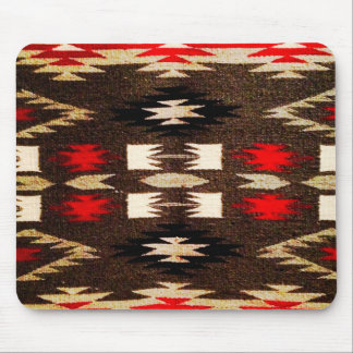 De inheemse Amerikaanse Druk van het Ontwerp van N Muismatten