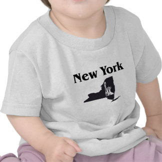 De Inkt van de Douane van New York New York de Shirt