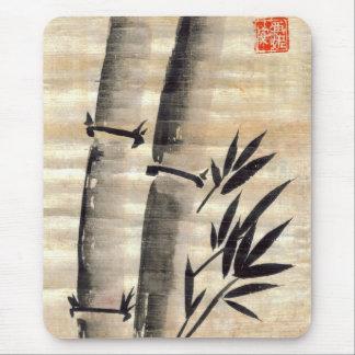 De Inkt van het bamboe op het Art. van de Papyrus Muismat