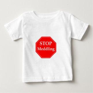 De Inmenging van het einde Baby T Shirts