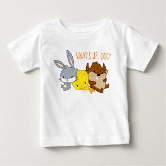 De INSECTEN van Chibi BUNNY™, TWEETY™, & TAZ™ Baby T Shirts
