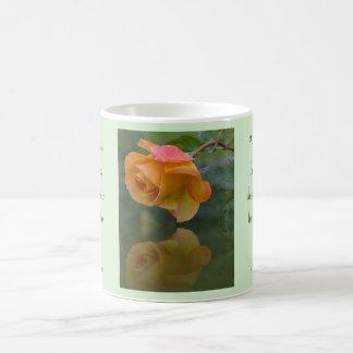 De Inspirerend Mok van rozen en van Doornen