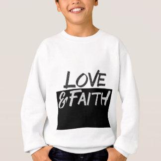 """De Inspirerend T-shirt van de """"liefde & van het"""