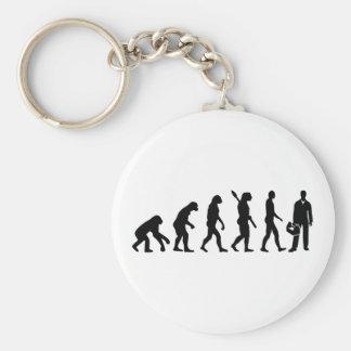 De installateur van de evolutie sleutelhanger