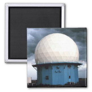 De installatie van de Radar van Norman Doppler Magneet