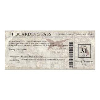 De Instapkaart van Florida 10,2x23,5 Uitnodiging Kaart