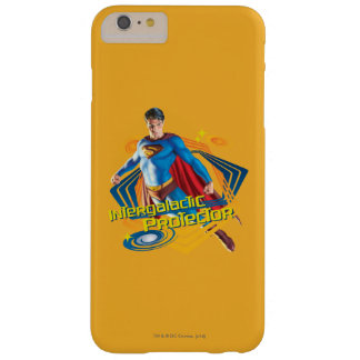 De Intergalactische Beschermer van de superman Barely There iPhone 6 Plus Hoesje