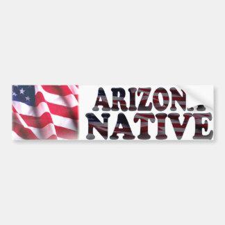 De Inwoner van Arizona Bumpersticker