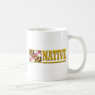 De Inwoner van Maryland Koffiemok