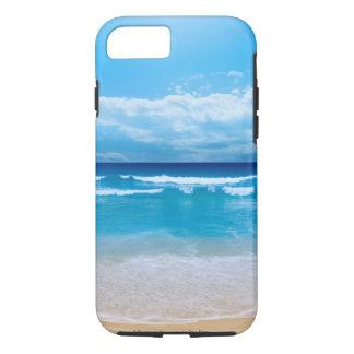 de iPhone tropische zomer iPhone 7 Hoesje