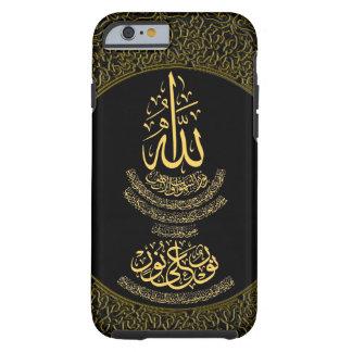 de Islamitische Kalligrafie een-Nur van het Tough iPhone 6 Hoesje