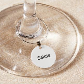 De Italiaanse Charme van de Wijn Wijnglasring
