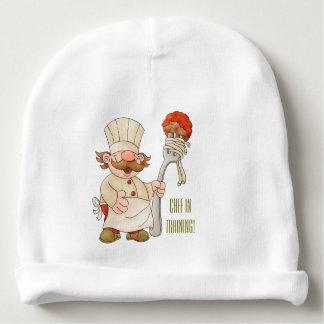 De Italiaanse Gepersonaliseerde Spaghetti & de Baby Mutsje