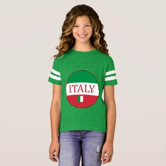 De Italiaanse Kinder Kleding van het Merk van de T Shirt