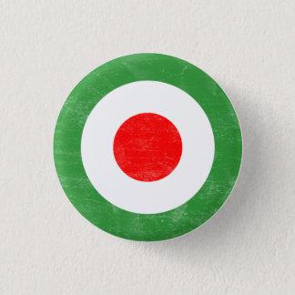 De Italiaanse Knoop van het Doel van Mod. Ronde Button 3,2 Cm