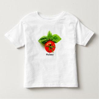 De Italiaanse T-shirt van de Peuter van de Erfenis
