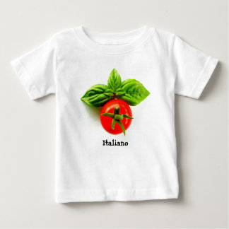 De Italiaanse T-shirt van het Baby van de Erfenis