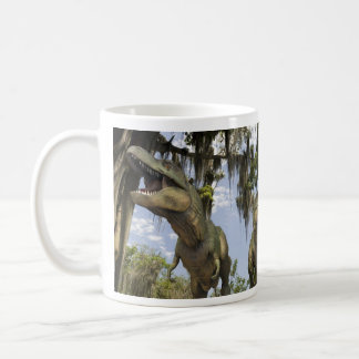 De jacht Tyrannosaurs Koffiemok