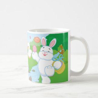 De Jacht van het Ei van de Viering van de lente Koffiemok