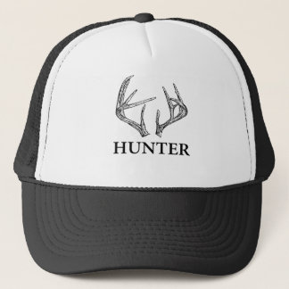De Jager van de loods Trucker Pet
