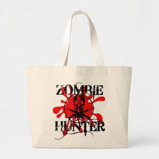 De Jager van de zombie Jumbo Draagtas