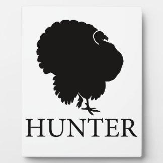 De Jager van Turkije Fotoplaat