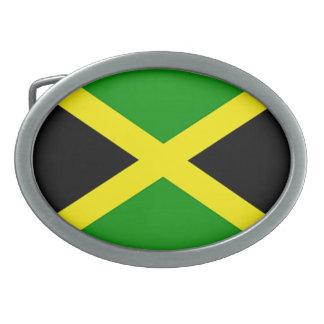 De Jamaicaanse gesp van de vlagriem