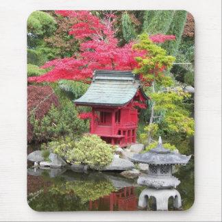 De Japanse Foto van de Tuin Muismatten
