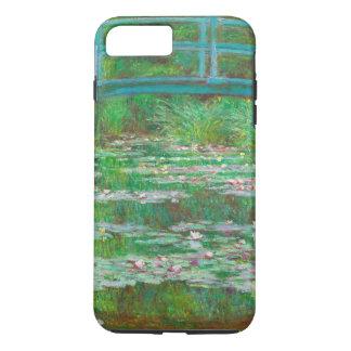 De Japanse Voetgangersbrug van Claude Monet iPhone 8/7 Plus Hoesje