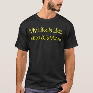 de jaren '80 T-shirt