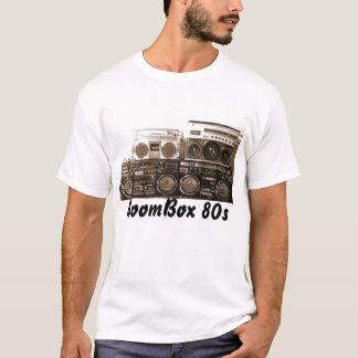 De jaren '80 van BoomBox T Shirt