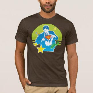 De jaren '80Stijl van de superman T Shirt