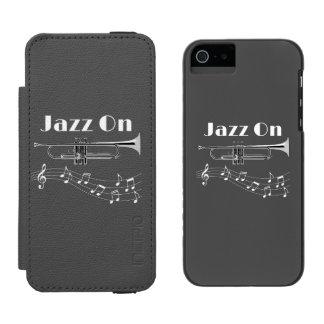 De Jazz van de trompetter