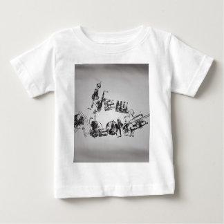 De Jazz van New Orleans T-shirts