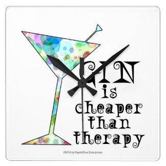 De JENEVER is goedkoper dan therapie ` Vierkante Klok