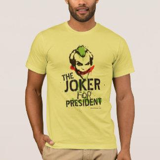 De joker voor President T Shirt