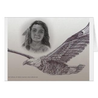 De jongen die met de Kaart van Eagles vloog