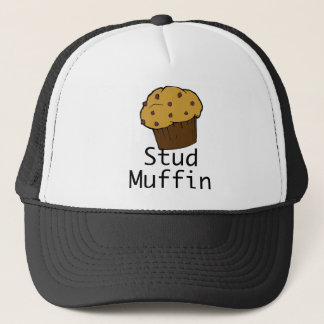 De Jongen van de Muffin van de nagel Trucker Pet