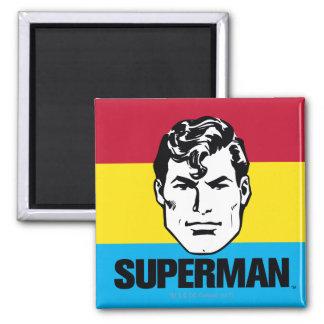 De Jongen van de streep - Superman Koelkast Magneetjes