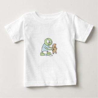 De Jongen van het Baby van de zombie Baby T Shirts