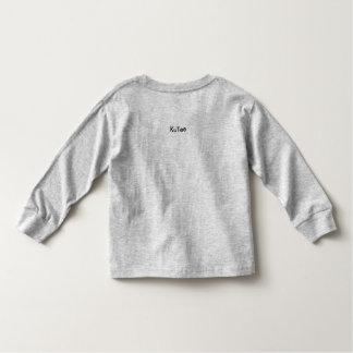 De Jongen van KuTee in Grijs Kinder Shirts