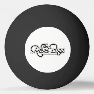 De jongens Revel - de Bal van de Pingpong Pingpongbal