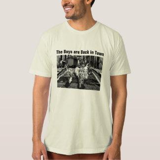 De jongens zijn terug in Stad T Shirt