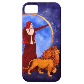 De Jugendstil van de Godin van de Fantasie van de Barely There iPhone 5 Hoesje
