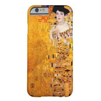 De Jugendstil van Gustav Klimt Adele Bloch-Bauer Barely There iPhone 6 Hoesje
