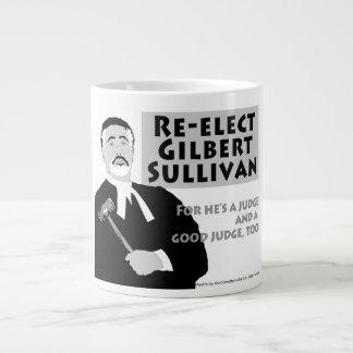De JumboMok van Sullivan van Gilbert Grote Koffiekop