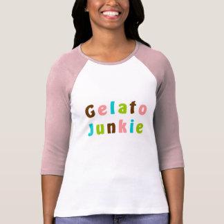De Junkie van Gelato T Shirt