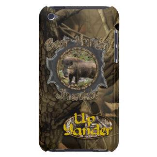De Junkie van Huntin van de beer iPod Touch Hoesje